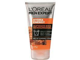 L OREAL PARIS MEN EXPERT Hydra Energy Aufwach Kick Reinigungsgel