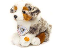 Teddy Hermann Australian Shepherd Welpe 22 cm