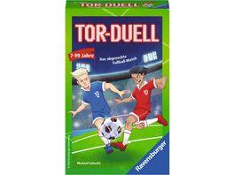 Ravensburger Spiel Mitbringspiel Tor Duell