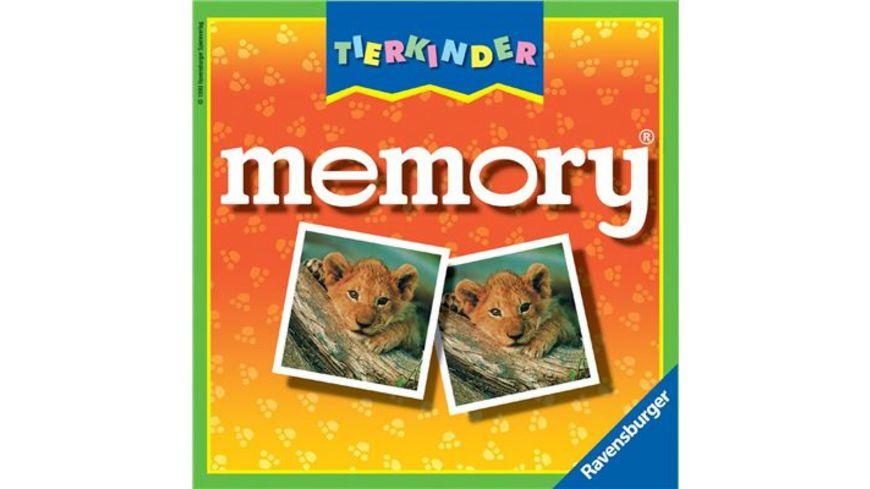 Ravensburger Spiel Tierkinder memory