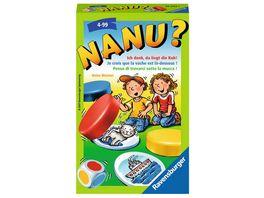 Ravensburger Spiel Mitbringspiel Nanu