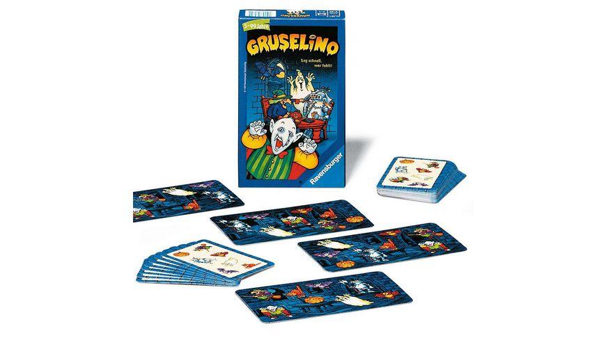 Ravensburger Spiel Mitbringspiel Gruselino