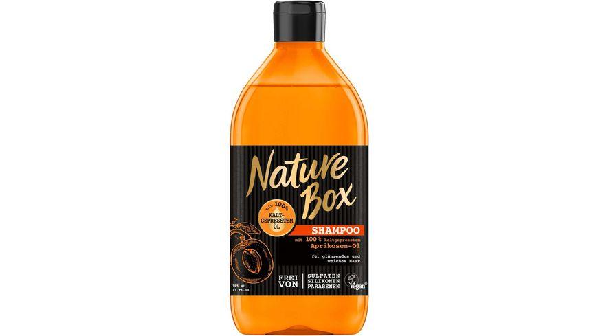 Nature Box Shampoo Aprikosen Oel