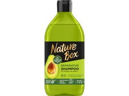 NATURE BOX Reparatur Shampoo Avocado Oel