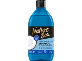 NATURE BOX Feuchtigkeits Shampoo Kokosnuss Oel