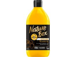 Nature Box Spuelung Macadamia Oel