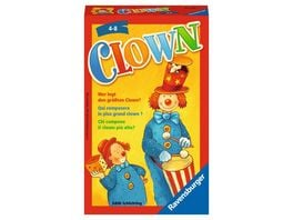 Ravensburger Spiel Mitbringspiel Clown