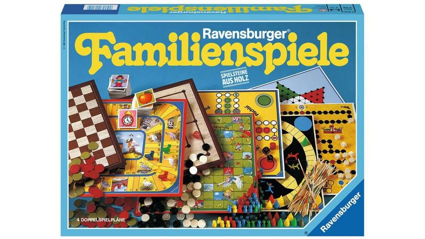 Ravensburger Spiel - Familienspiele