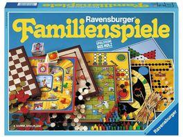 Ravensburger Spiel Familienspiele