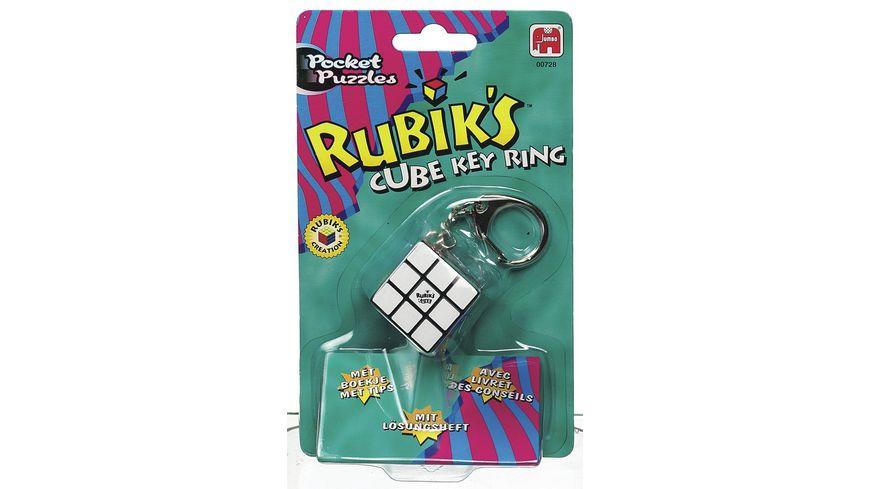 ThinkFun - Rubik's Cube Schlüsselanhänger