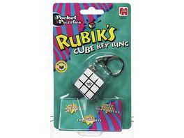 Jumbo Spiele Rubik s Cube Schluesselanhaenger