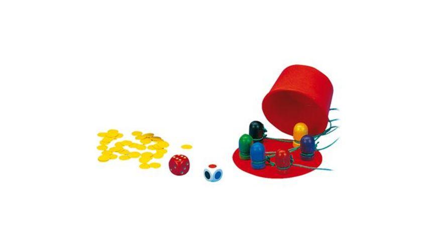 Schmidt Spiele Kinderspiele Spitz pass auf