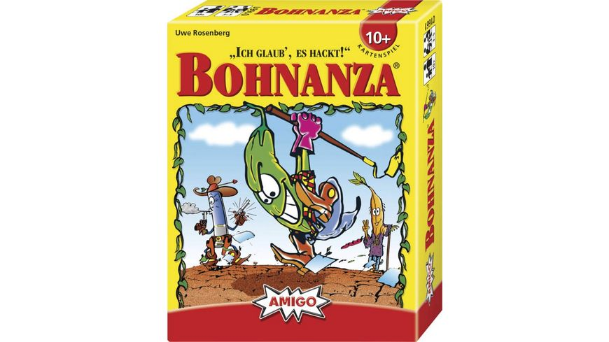 Amigo Spiele Bohnanza