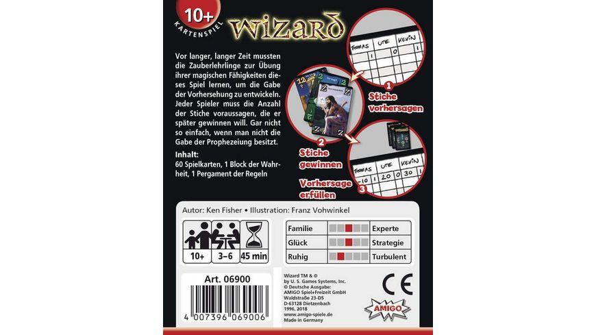 Amigo Spiele Wizard