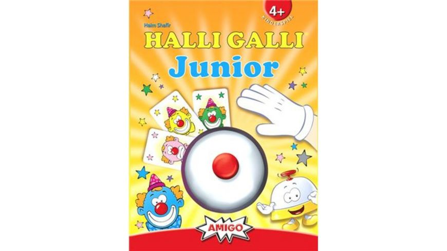 Amigo Spiele Halli Galli Junior