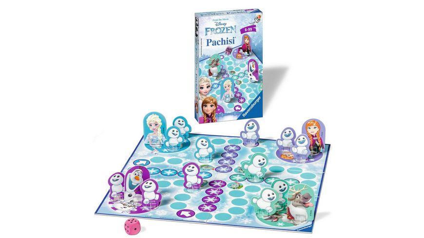 Ravensburger Spiel Mitbringspiel Disney Frozen Pachisi