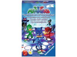 Ravensburger Spiel PJ Masks Pyjamahelden auf Gangsterjagd
