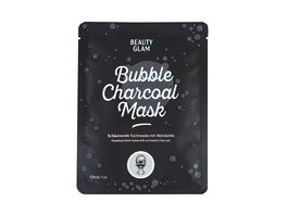 BEAUTY GLAM Bubble Charcoal Mask