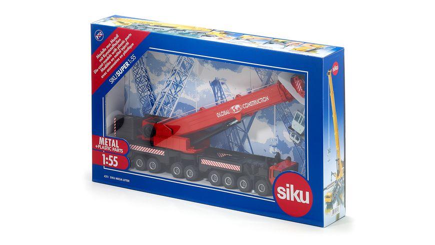 SIKU 4311 Super MEGA LIFTER