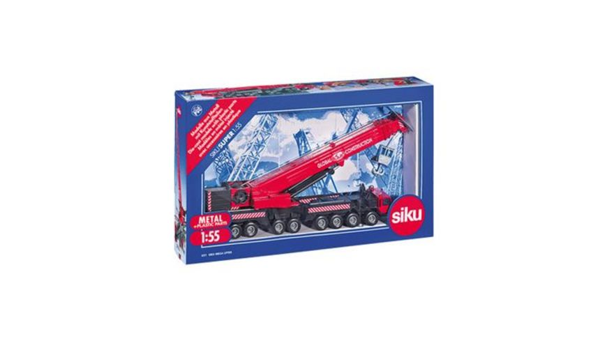 SIKU 4311 Super MEGA LIFTER