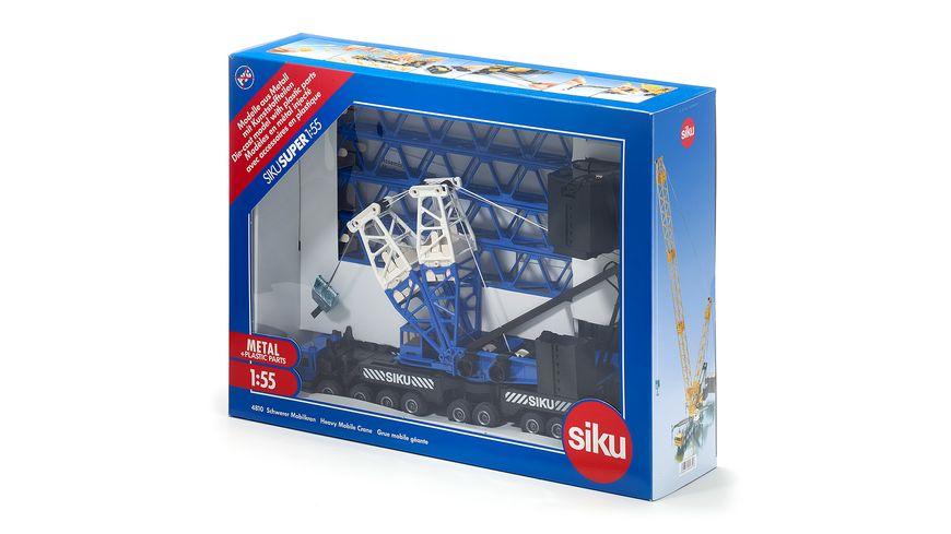 SIKU 4810 Super Schwerer Mobilkran