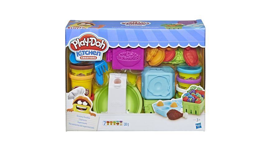Hasbro Play Doh Supermarkt E1936EU4