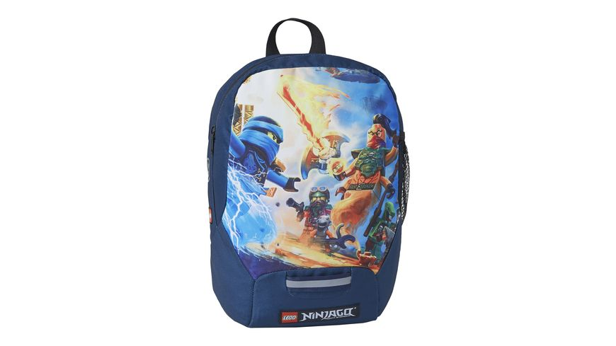 LEGO NINJAGO Rucksack Lightning Battle