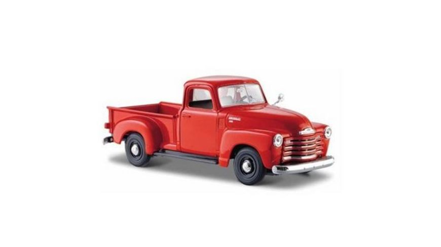 Maisto 1 24 28 Special Edition 1 25 Chevrolet 3100 PickUp 50