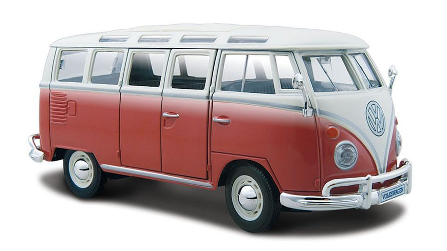 Maisto 1 25 VW Bus Samba