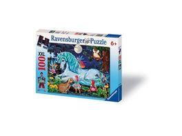 Ravensburger Puzzle Im Zauberwald 100 Teile