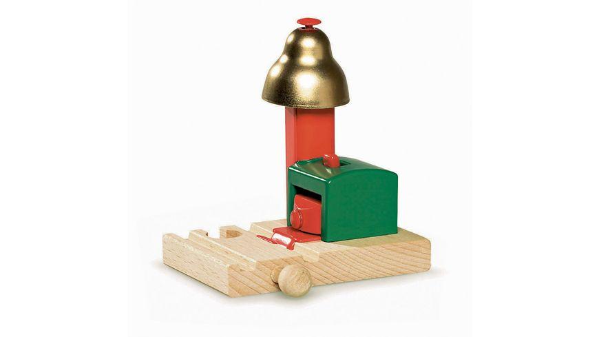 BRIO Bahn Magnetisches Glockensignal