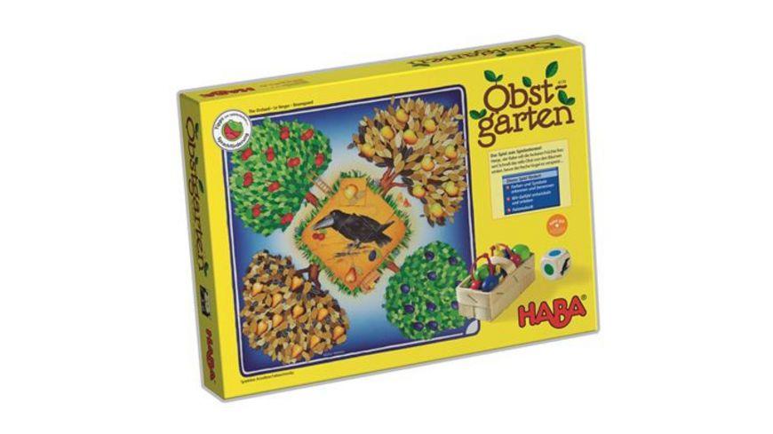 HABA Familienspiel Obstgarten