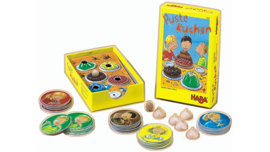 HABA Mitbringspiel mini Pustekuchen