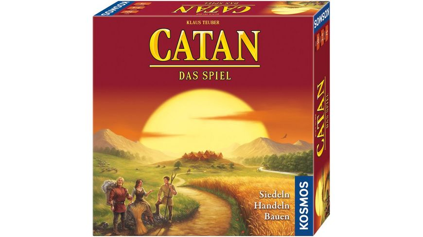 KOSMOS Catan Das Spiel