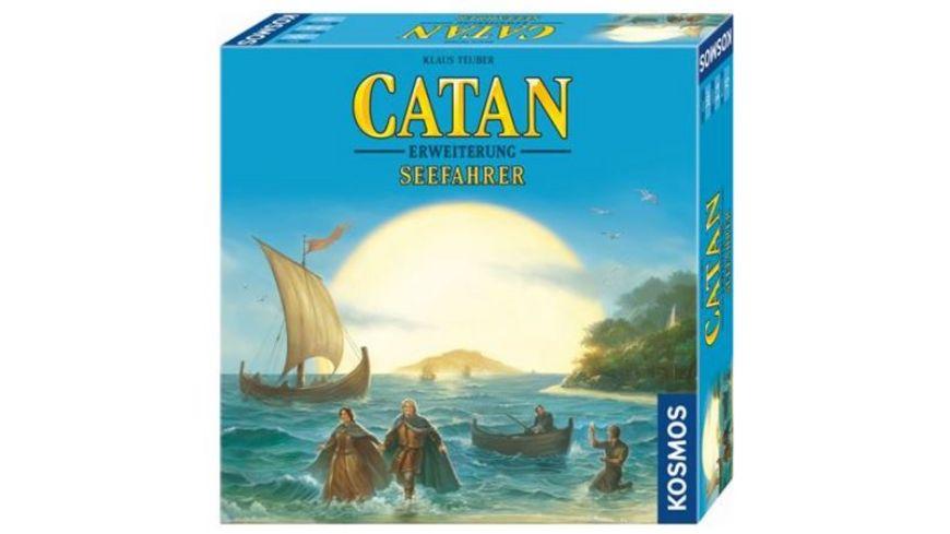 KOSMOS Catan Seefahrer 3 4 Spieler