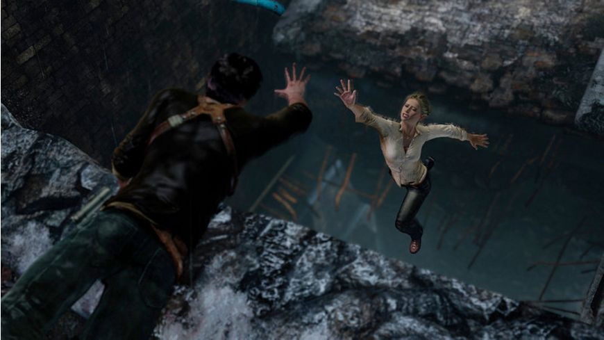Uncharted 2 Among Thieves Remastered