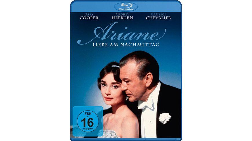 Ariane Liebe am Nachmittag