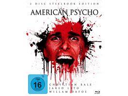 American Psycho Steelbook DVD