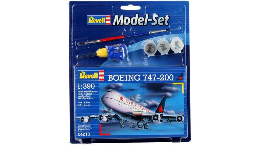 Revell 64210 - Model Set Boeing 747
