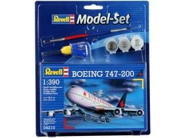 Revell 64210 Model Set Boeing 747