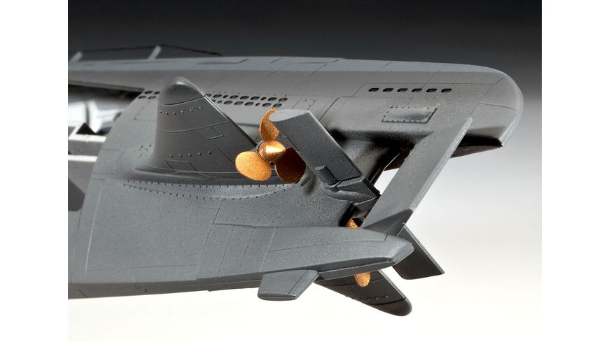 Revell 05078 Submarine Typ XXI U 2540