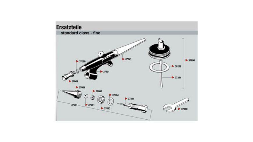 Revell Airbrush Spritzpistole standard class