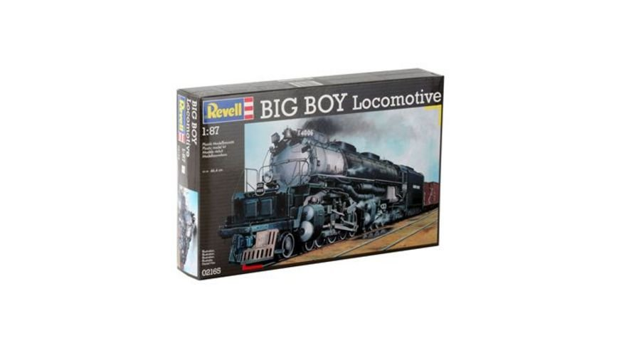 Revell 02165 Big Boy Locomotive