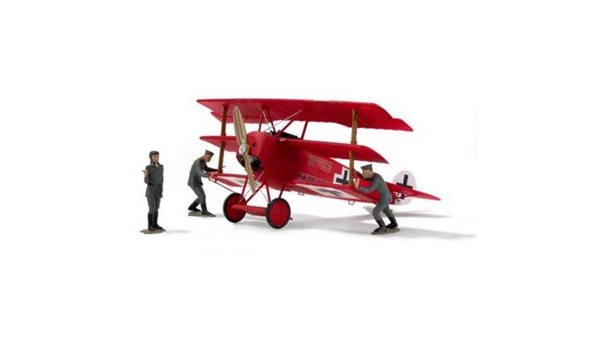 Revell 04744 Fokker Dr 1 Richthofen