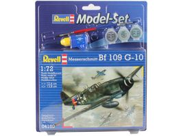 Revell 64160 Model Set Messerschmitt Bf 109