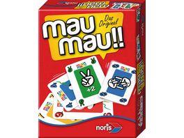 Noris Spiele Original Mau Mau