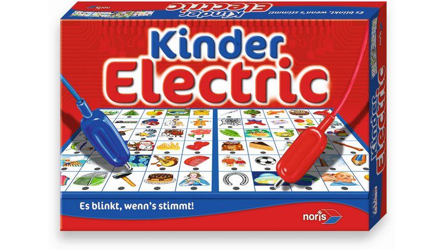 Noris Spiele Kinder Electric