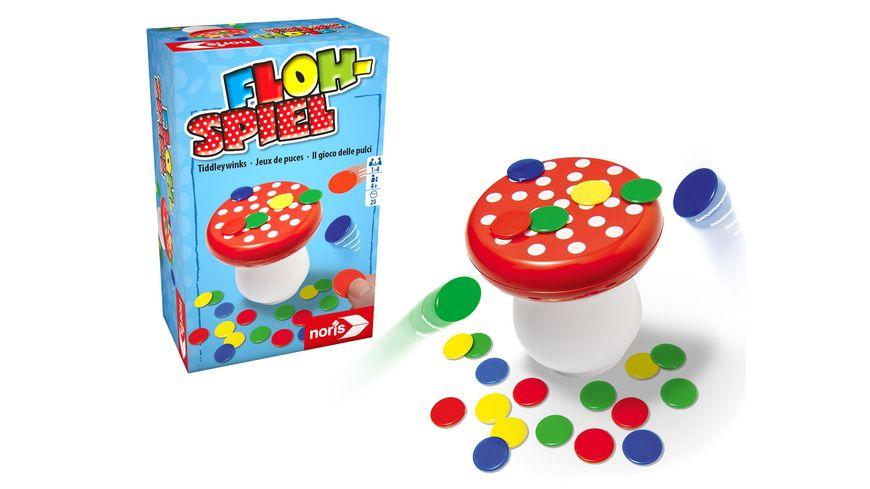 Noris Spiele Das Flohspiel