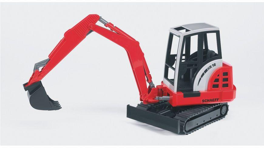 BRUDER Schaeff HR16 Mini Bagger 02432