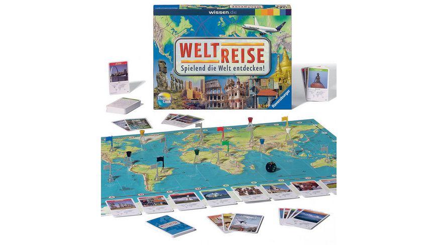 Ravensburger Spiel Weltreise